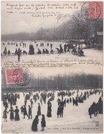 69. LYON. Patinage Sur Le Lac De La Tête D'Or. 2 Cartes - Sin Clasificación