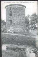 42, Pelussin, Vieille Tour Du Chateau De La Valette - Pelussin