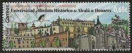 2018-ED. 5266 COMPLETA- Patrimonio De La Humanidad. Alcalá De Henares -USADO - 1931-Hoy: 2ª República - ... Juan Carlos I