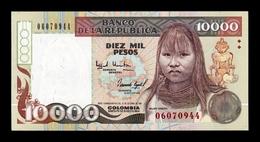Colombia 10000 Pesos 1994 Pick 437A SC UNC - Colombie