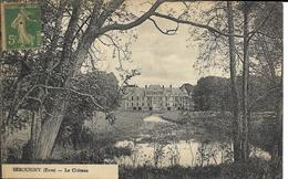 Cpa Serquigny, Le Château - Serquigny