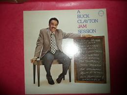 LP33 N°1310 - A BUCK CLAYTON - JAM SESSION - COMPILATION 2 TITRES - Jazz