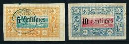 Costa De Somalia (Francesa) Nº 28/9*/º Cat.43€ - Unused Stamps