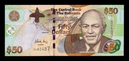 Bahamas 50 Dollars 2006 Pick 75 SC UNC - Bahamas