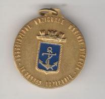 MEDAGLIA ASSOCIAZIONE NAZIONALE MARINAI ITALIA IX RADUNO (MED1 - Italia