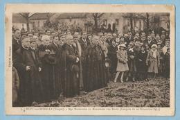 TH0436  CPA  RUPT-SUR-MOSELLE  (Vosges)  Mgr Marmottin Au Monument Aux Morts (Congrès Du 26 Novembre 1933)  ++++ - France