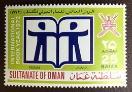 Oman 1972 Book Year MNH - Oman