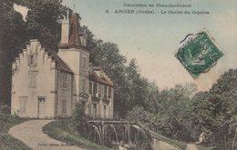 T4  - 25 - DOUBS -  ARCier - Le Chalet Du Caprice - Colorisée - Other Municipalities