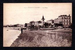 CROS-DE-CAGNES ( A. M. ) - La Plage  - N° 13 - Autres Communes
