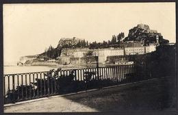 Greece - Corfou Citadelle Ancienne Vue D'Ouest - Griechenland