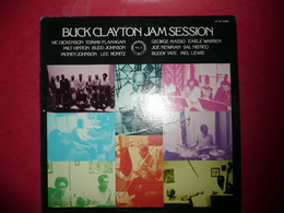 LP33 N°1312 - BUCK CLAYTON - JAM SESSION - COMPILATION 3 TITRES - Jazz
