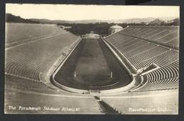 POST CARD--CPA--GREECE --THE PANATHENAIC STADIUM ATHENS 67 - Griechenland