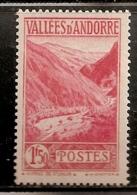 ANDORRE    N°   79   NEUF ** - French Andorra