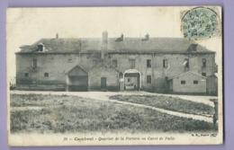 CPA Décollée - Cambrai  - Quartier De La Porterie Ou Carré De Paille - Cambrai