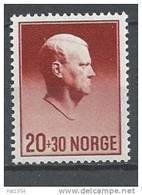 Norvège 1942 N°236 Neuf** MNH Vidkun Quisling - Ongebruikt