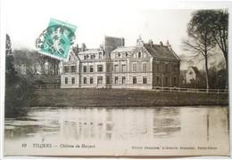 TILQUES  . Château Du Hocquet - France