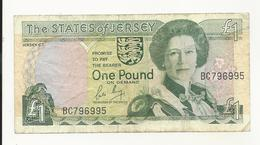 Jersey 1 Pound Fine Or More - Jersey