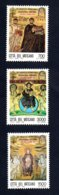 Francobolli Vaticano 1994 - 3 Valori Nuovi - Vaticano