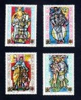 Francobolli Vaticano 1994 - 4 Valori Nuovi - Nuovi