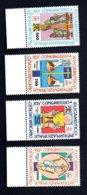 Francobolli Vaticano 1993  - 4 Valori Nuovi - Vatican