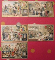 2 Chromo Liebig : Le Carnaval De Rome. 1897. S 506.  édition Française. + 3 Gratuites - Liebig