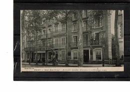 03 - VICHY - Hôtel Beau Rivage  - 1863 - Vichy
