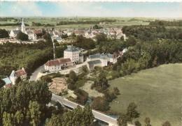 CPA-1960-37-ST QUENTIN-EN AVION AU DESSUS-TBE - Frankreich