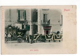 Italië - Italy - Italien - Napoli - 1903 - Italia