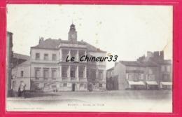 08 - ROCROI--- Hotel De Ville---precursuer - Other Municipalities