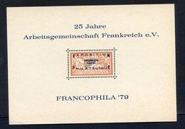 257A ....version Francophila 79.....munich 1979 - Nuovi