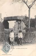 PIE-Z-JMT4-19-6295 : SAINT NAZAIRE. LOIRE ATLANTIQUE. LE DOLMEN - Dolmen & Menhirs
