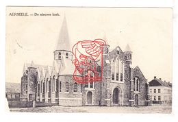 PK 3x Aarsele Tielt - De Nieuwe Kerk - 1913 1914 1956 - Tielt
