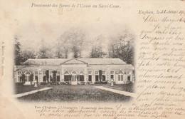 ENGHIEN - Pensionnat Des Soeurs De L'Union Au Sacré-Coeur / Parc D'Enghien , L' ORANGERIE ,  Photo A. Meslin (Anvers) - Edingen
