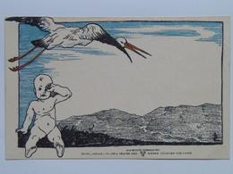 Philipp & Kramer Wien Wiener Kunstler Postkarte Serie ?  Moser Koloman Kolo - Moser