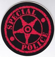 "Autocollant Browning ""spécial Police"" - Police & Gendarmerie"