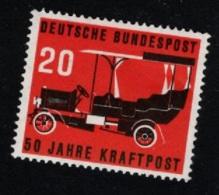 1955 1. Juni Kraftpost Mi DE 211 Sn DE 728 Yt DE 87 Sg DE 1137 AFA DE 1174 Postfr. Xx - [7] République Fédérale
