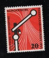 1955  5. Okt. Wiesbaden Mi DE 219 Sn DE 734 Yt DE 95 Sg DE 1145 AFA DE 1182 Postfr. Xx - [7] République Fédérale