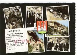 CPM.les Eysies Grotte Du Grand Roc.ed:.Gilbert Num:24.501 - France