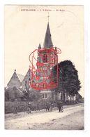 PK Ettelgem Oudenburg - De Kerk 1912 - Ed. Denolf Rosseel - Oudenburg
