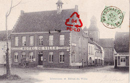 MESSINES - Hôtel De Ville, Restaurant, Estaminet - Messines - Mesen