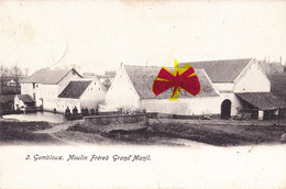 GEMBLOUX - Moulin Frère à Grand'Manil - Gembloux