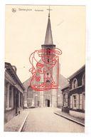 PK 2x Dentergem - Kerkstraat Met Sint-Stephanuskerk - Uitg. Dauw & Nels - Dentergem