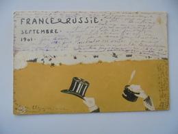 H FARNIER FRANCE RUSSIE - Nancy