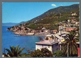 °°° Cartolina - Recco Scorcio Panoramico Viaggiata °°° - Genova (Genoa)