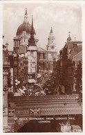 PC London - St. Paul's Cathedral From Ludgate Hill (46748) - St. Paul's Cathedral