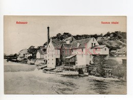 Kolozsvár  Cluj  Cluj-Napoca Klausenburg  Szamos Part Vizimalom Water Mill Wassermühle - Romania