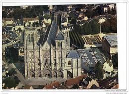 CPM Bourges,cathédrale St Etienne.ed:GREFF Num:181/50 - Bourges