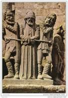 CPM .Saint-Thégonnec.le Christ De La Flagellation.ed:JACK Num:2995 - Saint-Thégonnec