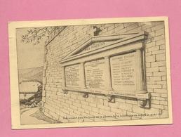 C.P. Bouge  =  Monument  Aux Victimes 1914-1918 - Namur