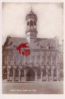 MONS - Hôtel De Ville - Photo-Carte - Mons